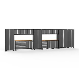 Bold 15 Piece Complete Storage System by NewAge Products