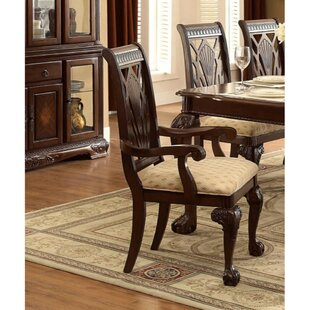 Murchison Carved Details Dining Chair by ..