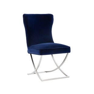 Look for Club Rivoli Upholstered Dining Chair (Set of 2) by Sunpan Modern Reviews (2019) & Buyer's Guide