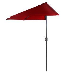 Half 7.5' Market Umbrella