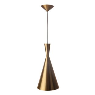 Wrought Studio Sol 1-Light Cone Pendant