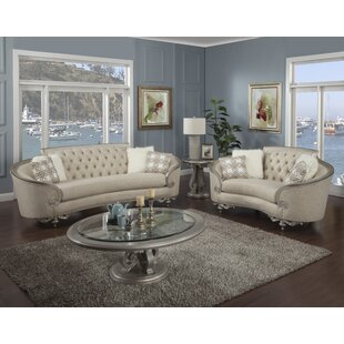 Compare OHare Configurable Living Room Set by Astoria Grand Reviews (2019) & Buyer's Guide