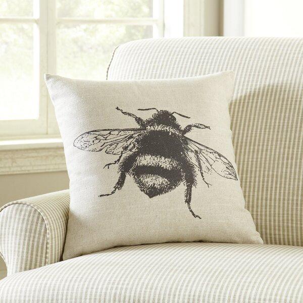 Bee Pillow Wayfair