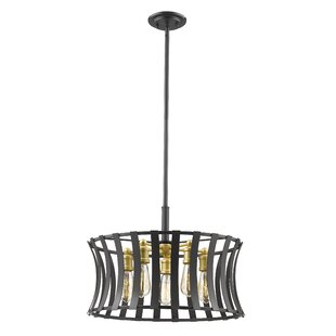 Ivy Bronx Gerling 5-Light Pend..