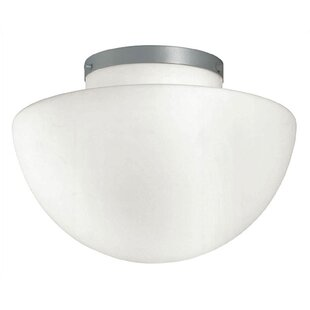Fungi Semi Flush Mount by Sonneman