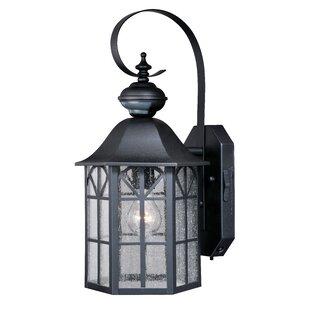 Helton Dualux Outdoor Wall Lantern
