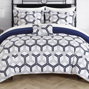Chic Home Marcia Reversible Comforter Set