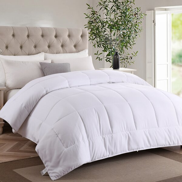 Charlton Home All-Season Down Alternative Comforter
