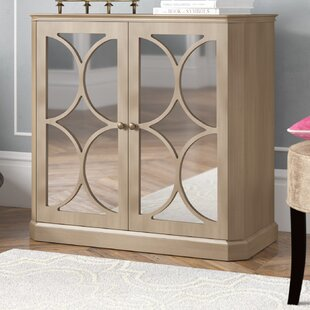 Rutherford 2 Door Accent Cabinet by House of Hampton