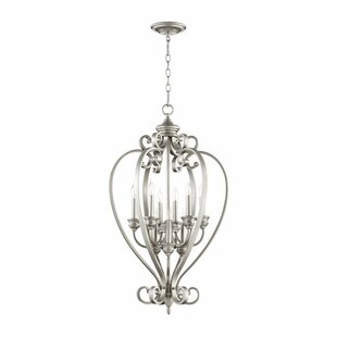 Cambron 9-Light Foyer Pendant by