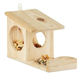 Forsman Squirrel Feeder By Sol 72 Outdoor