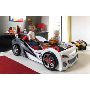 Eskew European Single Car Bed By Zoomie Kids