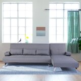 Cassels Twin 102.4 Tight Back Convertible Sofa by Latitude Run®