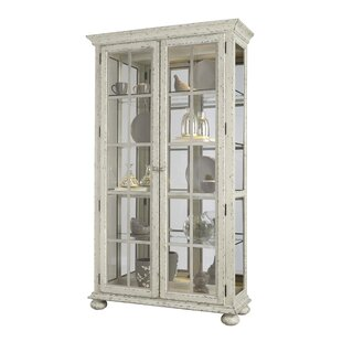 August Grove Grote Curio Cabinet