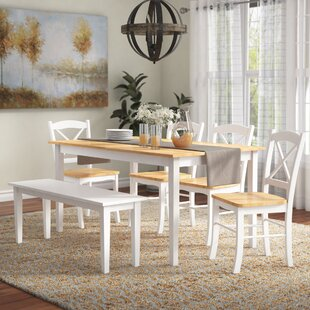Castellon 6 Piece Dining Set