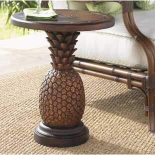 Alfresco Living Pineapple Side Table by Tommy Bahama Outdoor Wonderful