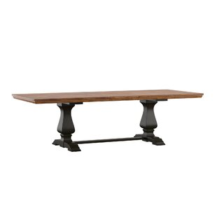 Burlwood Dining Table