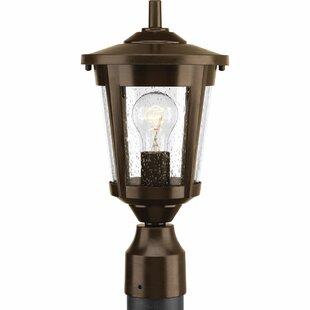 Duke 1-Light Metal Lantern Head