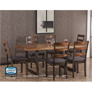 Wellman Upholstered Dining Chair (Set of 2)