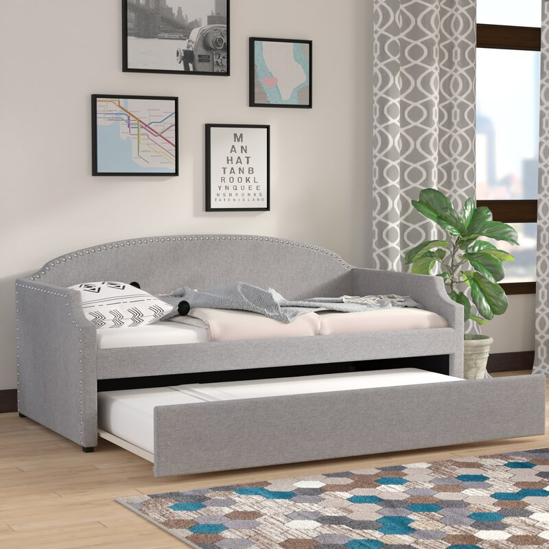 Ebern Designs Towcester Twin Daybed