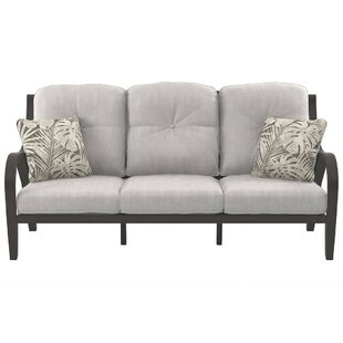 Jameson Patio Sofa with Cushions