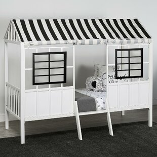 Buy luxury Rowan Valley Forest Twin Low Loft Bed by Little Seeds Reviews (2019) & Buyer's Guide