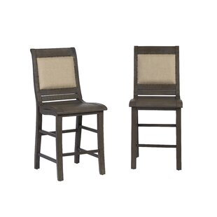Lark Manor Epilobe 2 Piece Wood Dining Chair