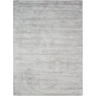 calvin klein area rugs modern lunar handwoven luminescent rib platinum area rug by calvin klein rugs youll love wayfair