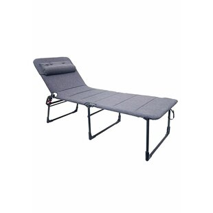 Troche Reclining Sun Lounger By Sol 72 Outdoor