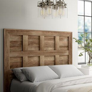 Riddleville Queen Panel Headboard by Greyleigh