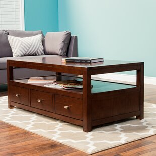 Savings Erskine Coffee Table By Latitude Run