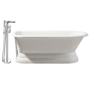 Streamline Bath Cast Iron 66