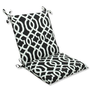 New Geo Indoor/Outdoor Chair Cushion By Pillow Perfect