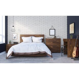 Kaylee Full/Double Platform Bed by Union Rustic