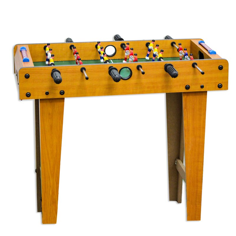 Exceptionnel Giant Wood Foosball Table With Leg