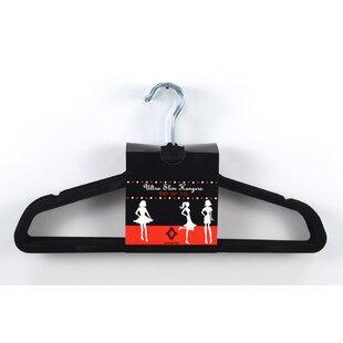 Affordable Velvet Hanger (Set of 10) ByConcepts In Time
