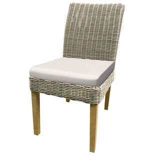 Carlisle Patio Dining Chair with Cushion