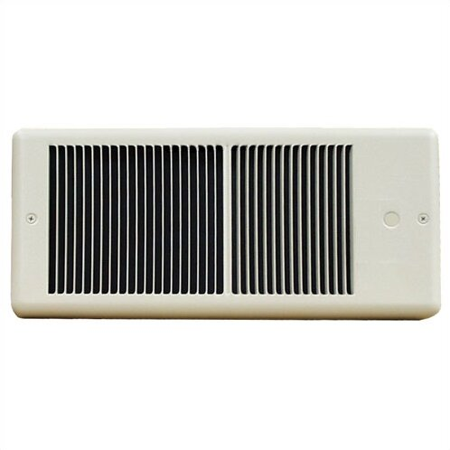 Tpi Low Profile Electric Fan Heater Wall Mounted With Wall Box Wayfair