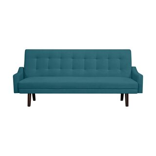 Westbrooks Convertible Sofa Bed by George Oliver SKU:DA994560 Price Compare
