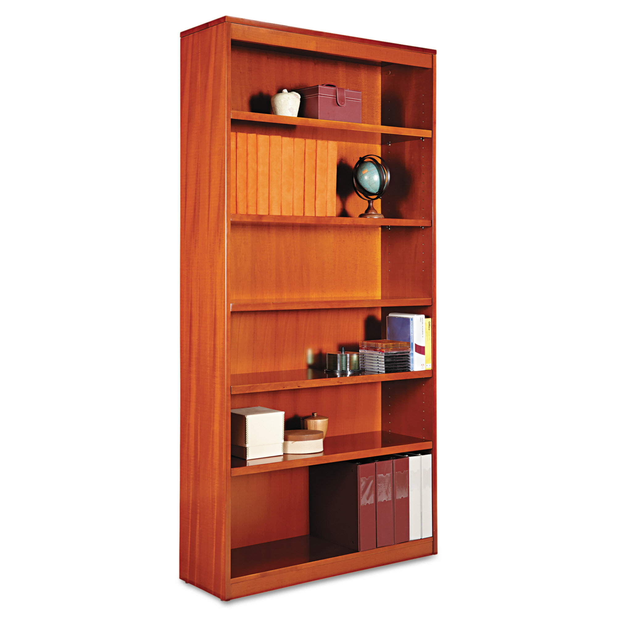 Alera Square Corner Standard Bookcase Reviews Wayfair