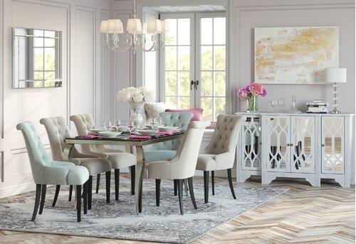 10 Glam Dining Room Design Ideas Wayfair