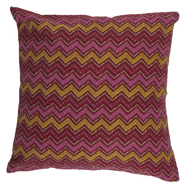 Ebern Designs Hennessy Cotton Throw Pillow Cover Wayfair