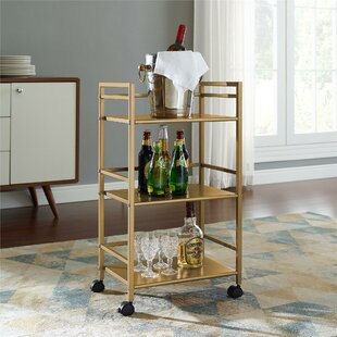 Helix Bar Cart by Novogratz
