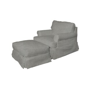 Telluride Armchair And Ottoman (Set Of 4)