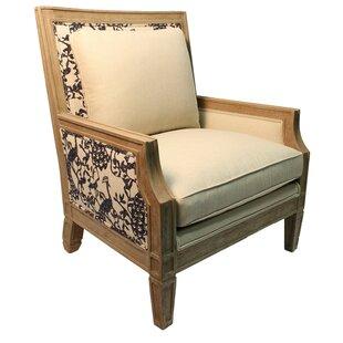 One Allium Way Marigold Armchair