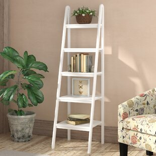 August Grove Jaycee Ladder Bookcase