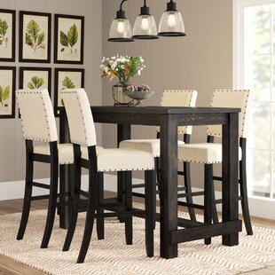 Calila 5 Piece Pub Table Set