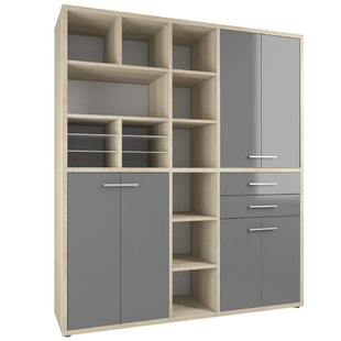 Esel 6 Door Storage Cabinet By Ebern Designs