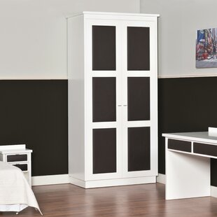 Chappell Wood 2 Door Wardrobe By Isabelle & Max