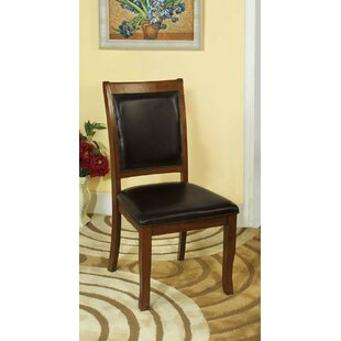 AlmedaCheatham Upholstered Dining Chair (Set of 2) by Bloomsbury Market